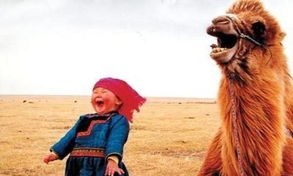 Reírse es saludable