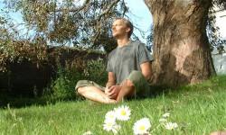 Meditando en soledad
