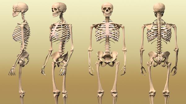 Causas emocionales de los huesos