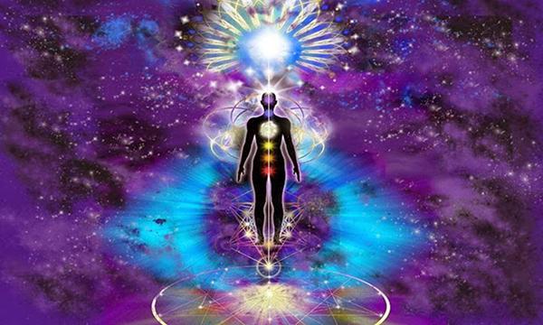Entrada de energía a los chakras