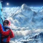 Escalando montañas en la vida