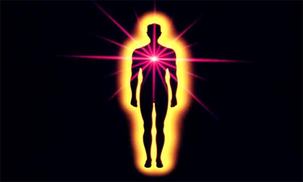 El aura protectora