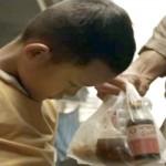 Generosidad: Un caldo de verduras y 3 cajas de analgésicos