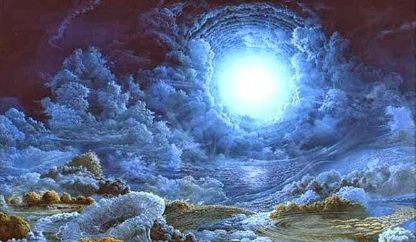 Se está abriendo el nuevo portal cósmico