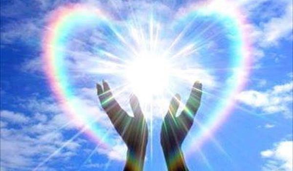 Los chakras de las manos