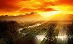 Las energías de ascensión que vienen del sol