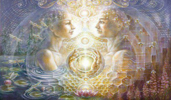Almas Gemelas - Madre Divina
