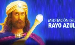 Meditación del rayo azul Domingo