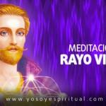 Meditación del Rayo Violeta – Sábado