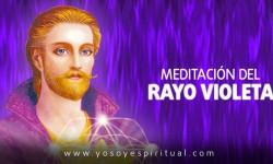Meditación del Rayo violeta - Sábado