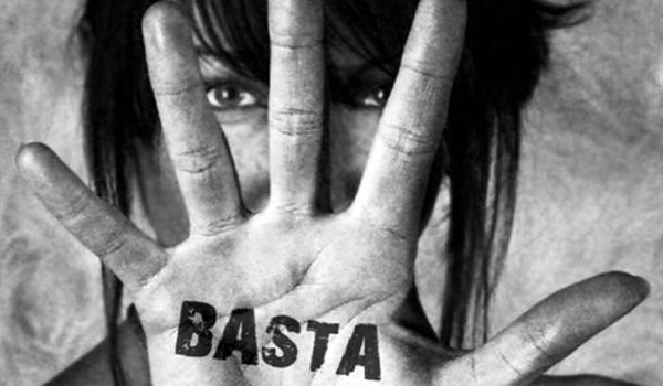 Desbemos respetar y luchar contra la violencia de géero