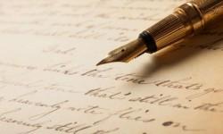 Escribir es un placer terapéutico