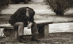 La peor tristeza es la que no tiene testigos