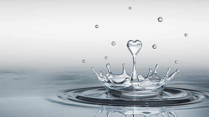 agua de piedras