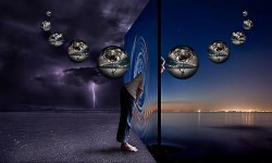 ¿ Pueden los Universos paralelos explicar el fenómeno DèjáVú?