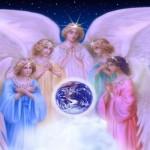 La cooperación de los ángeles con la humanidad