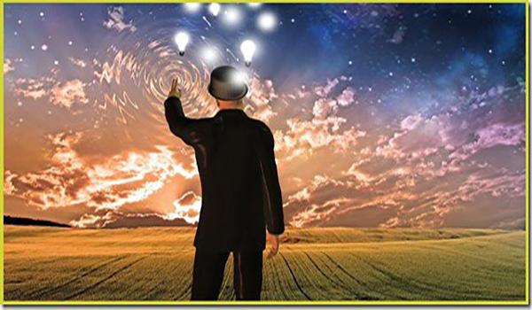 La intuición, impresiones energéticas desde niveles superiores