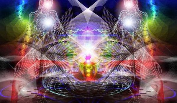 Mensajes y transmisiones desde otros niveles de uno mismo