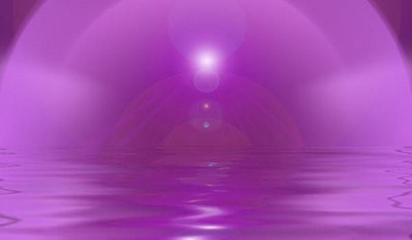 Oración a La Llama Violeta
