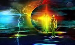 El vértigo de sentirnos en un vacío... Por la transición del alma