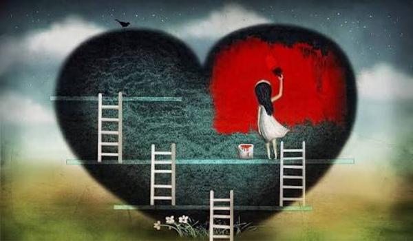 Sana tus heridas emocionales y abre tu corazón a tu presente