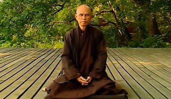 25 Frases espirituales de Thich Nhat Hanh