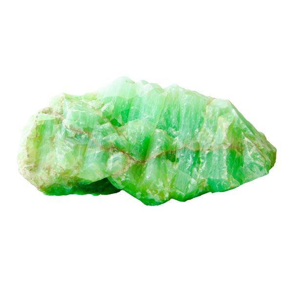 Trabajar con cuarzos - jade verde