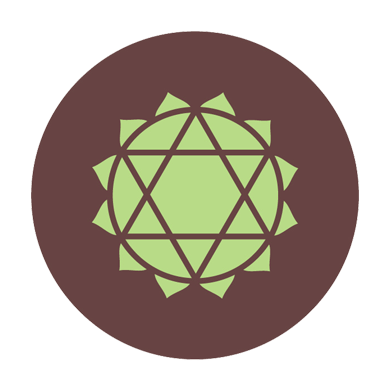 El chakra del corazón (Anahata)