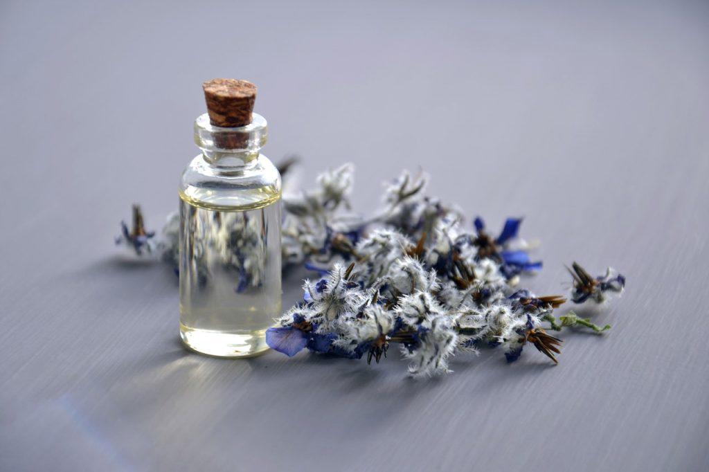 Aceite para aromaterapia