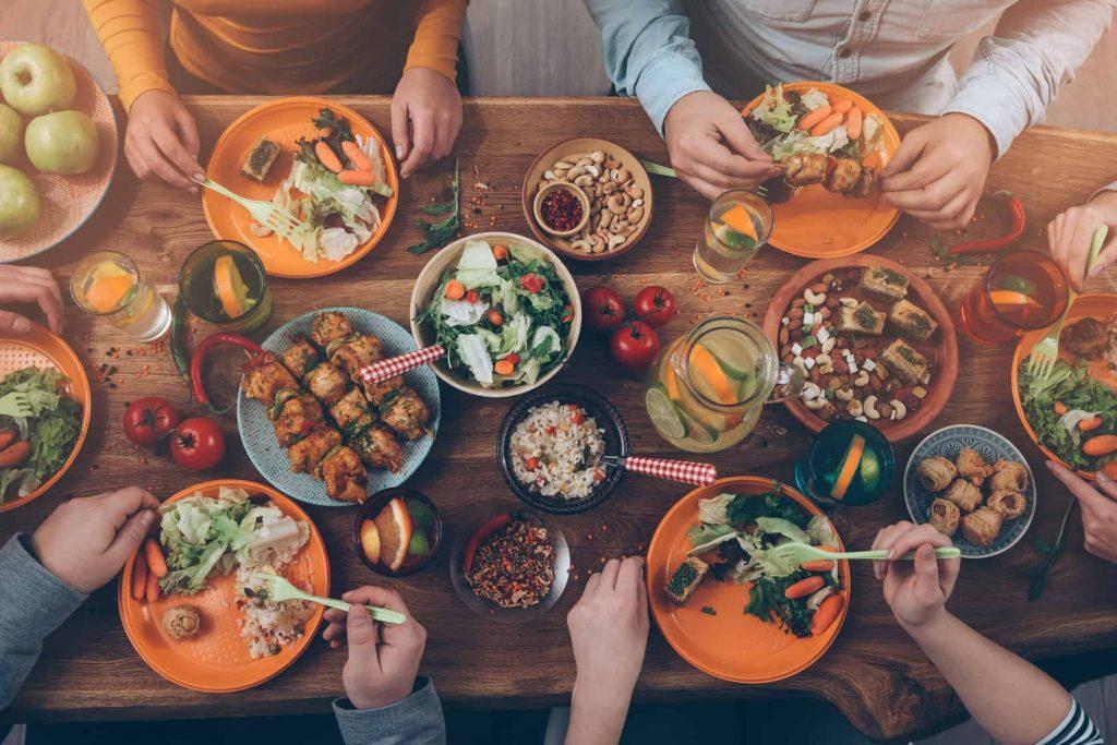 practicar la alimentación consciente