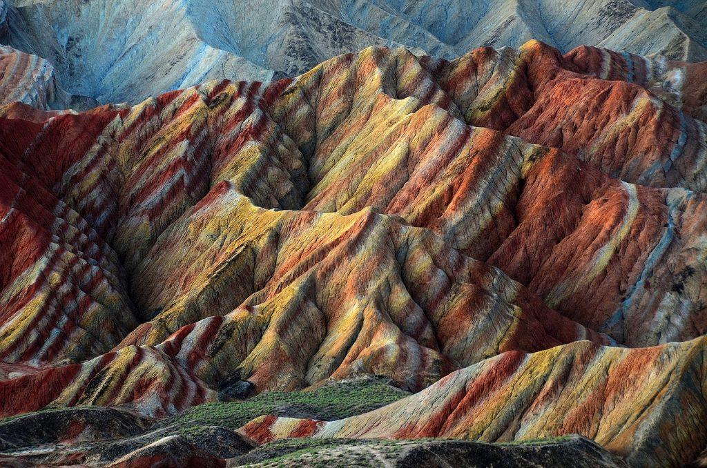 Mundo mineral. Primera conciencia multidimensional.