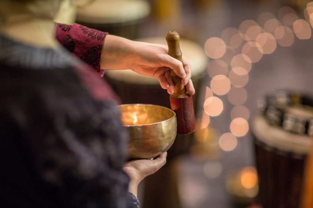 Cuencos tibetanos y su vibración como secreto de la curación