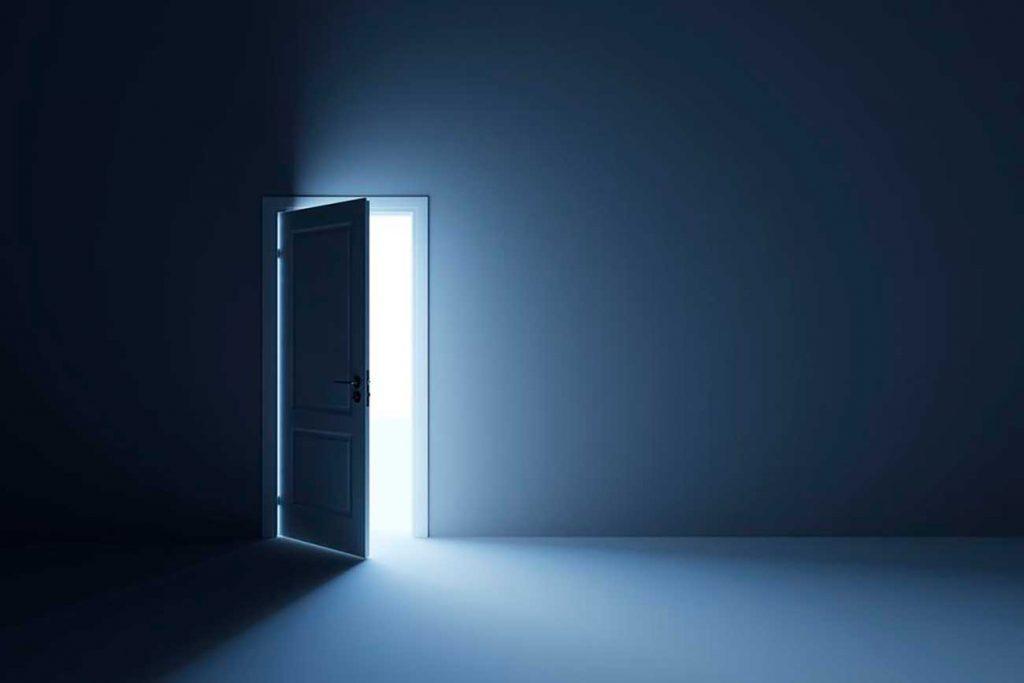 abrir la puerta de la magia de la sincronicidad