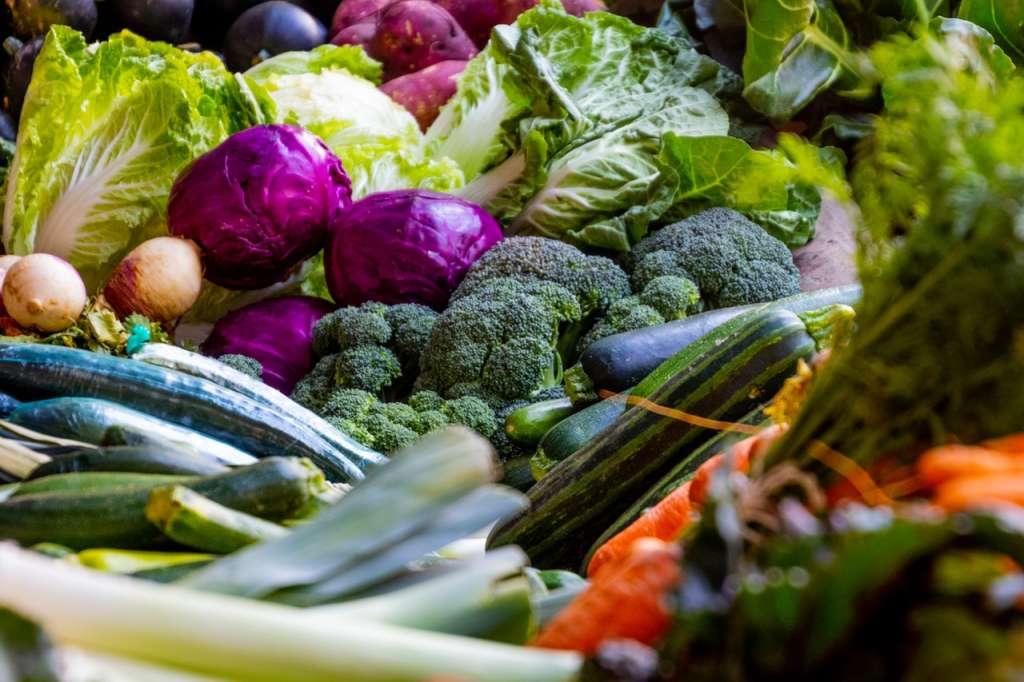 Verduras verdes como uno de los pasos para desintoxicarse