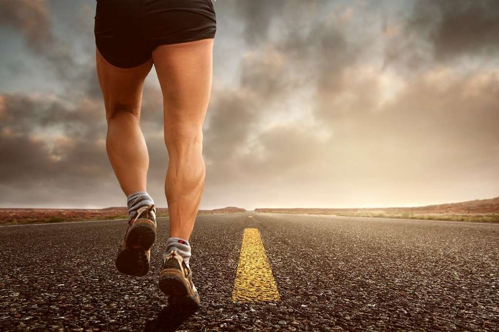 Mejorar la salud con haciendo running