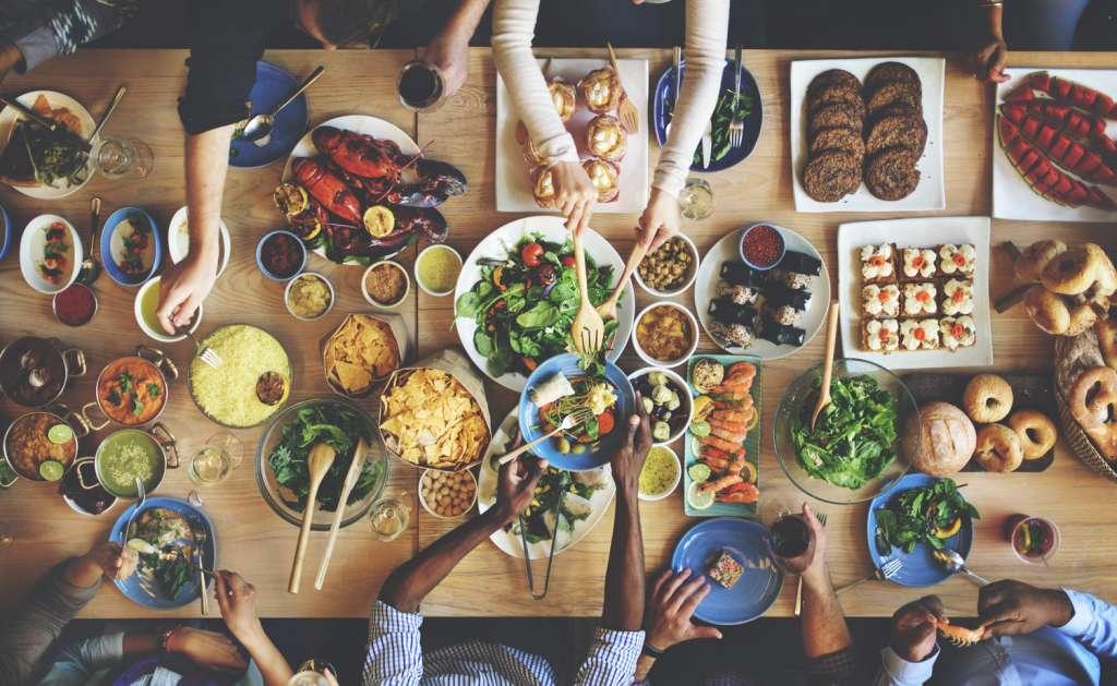 Pasos para desintoxicarse tratando la comida como medicina