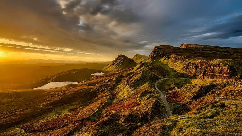 La magia de la vida en un valle
