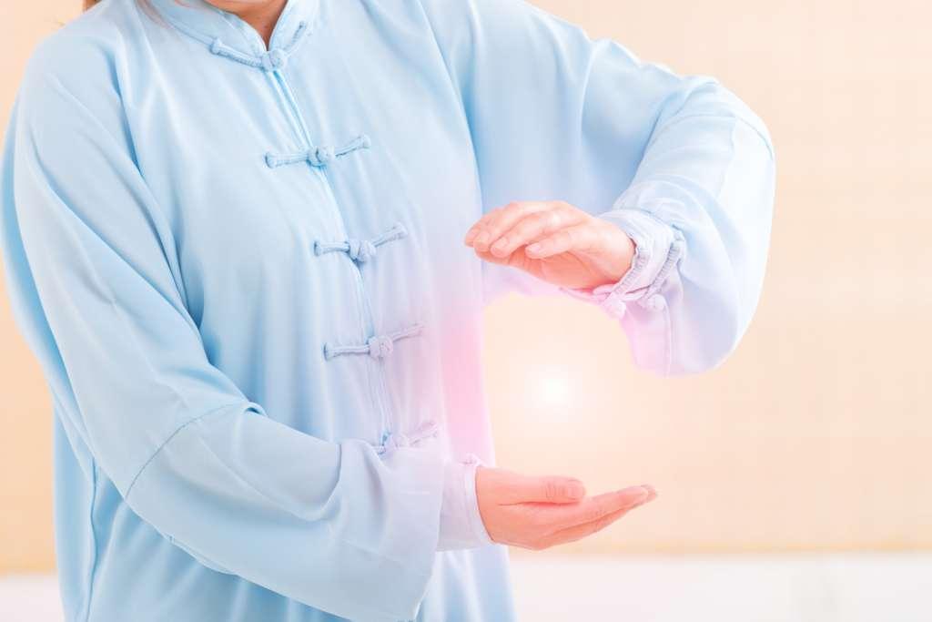La curación energética de enfermedades a través de el chi
