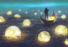 La luna y los ciclos lunares